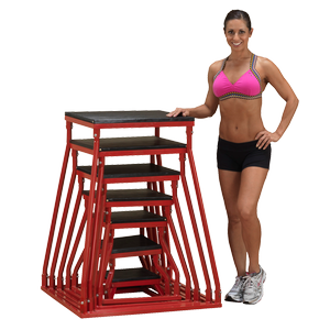 BSTPB - Body-Solid Plyo Boxes