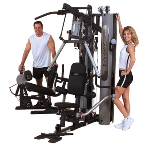G10B - Body-Solid G10B Bi-Angular Gym