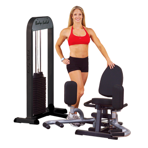 GIOT-STK - Body-Solid Inner & Outer Thigh Machine