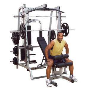 GS348QP4 - Body-Solid Series 7 Smith Gym
