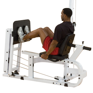 LP40S - Leg Press Option for EXM4000S