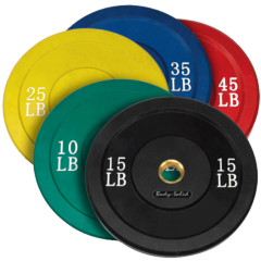 OBP - Olympic Rubber Bumper Plates